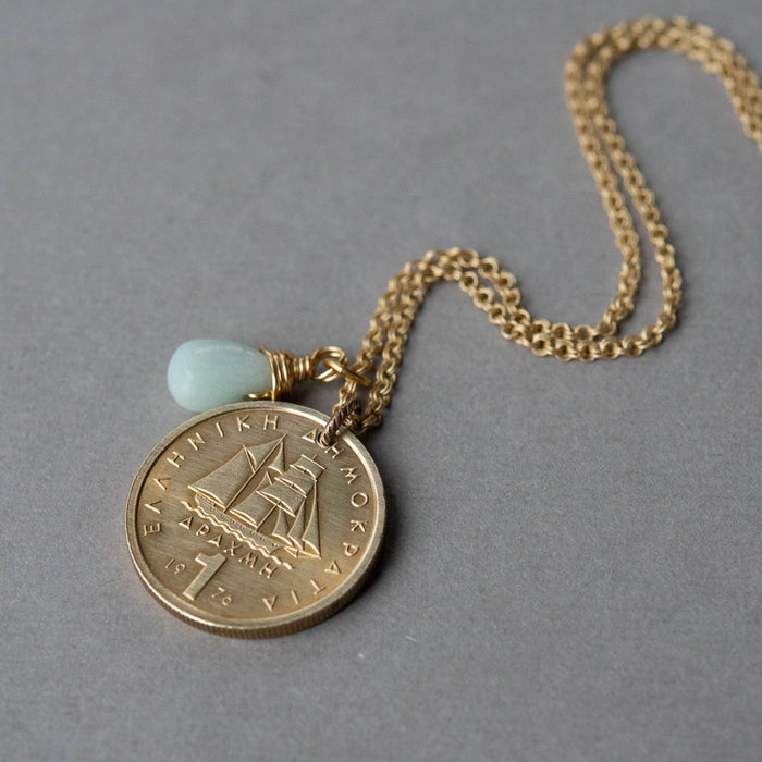 Setting Sail Necklace