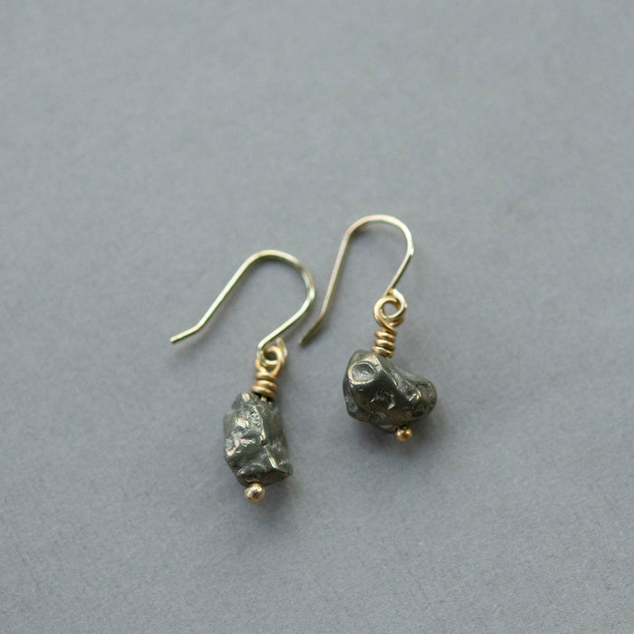 Fool's Gold Earrings