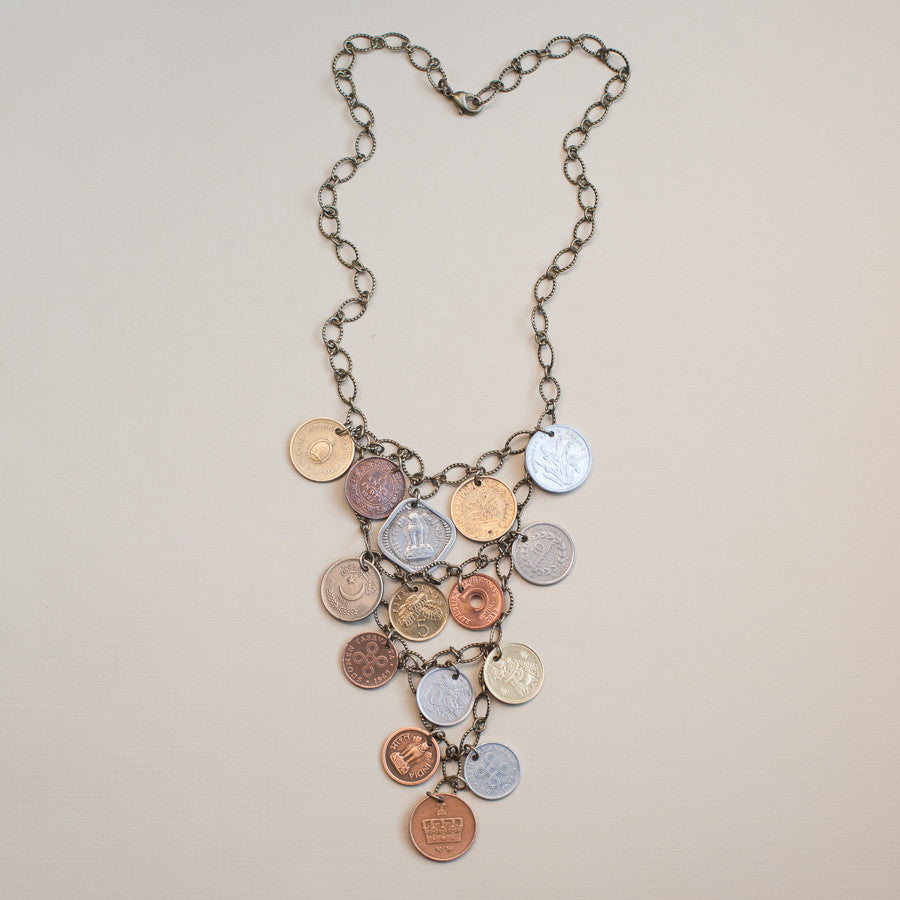 Rare Coin Jewelry - Beautifully Bold Necklace 2