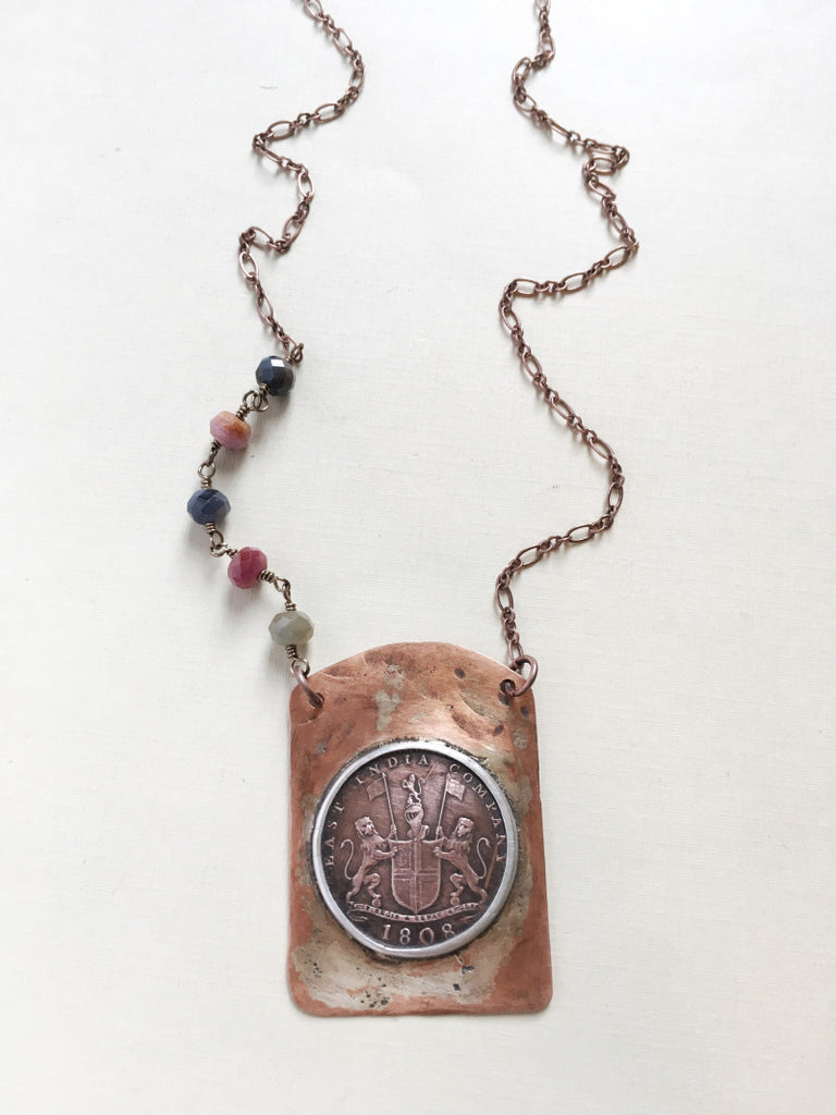 Shipwreck Treasure Necklace