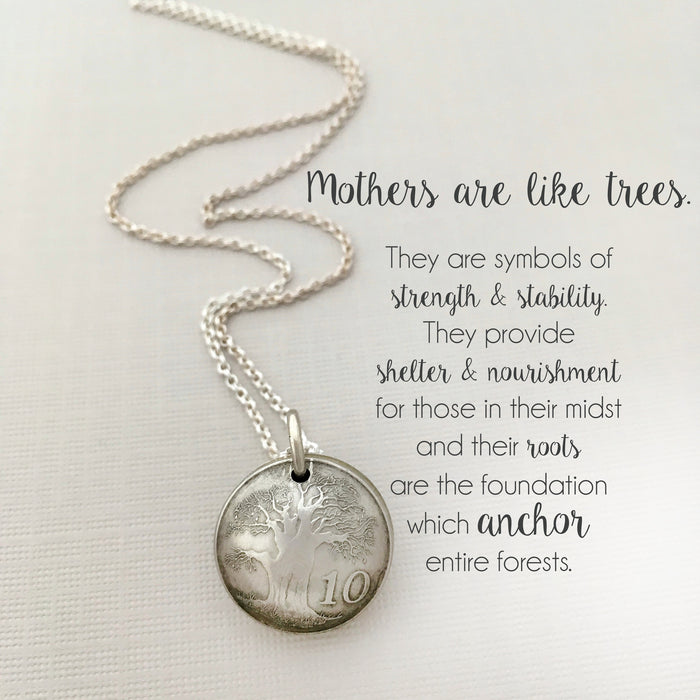 Tree Necklace  **SPECIAL MOTHER'S EDITION**