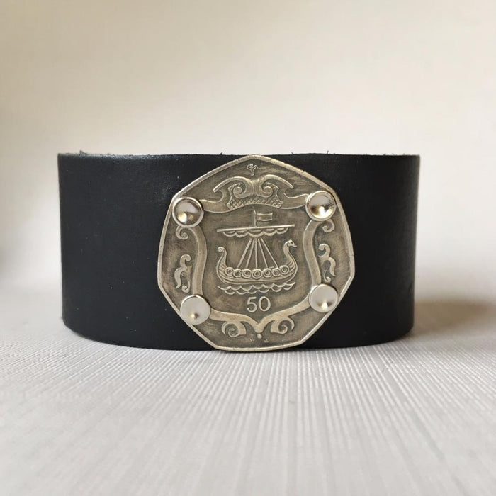 Viking Coin Cuff