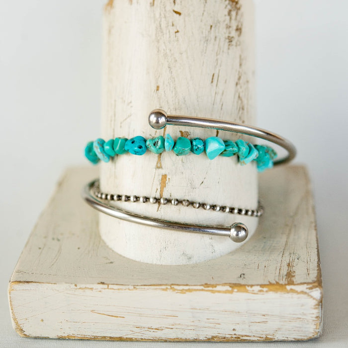 Lakeside Summer Stack Bracelets