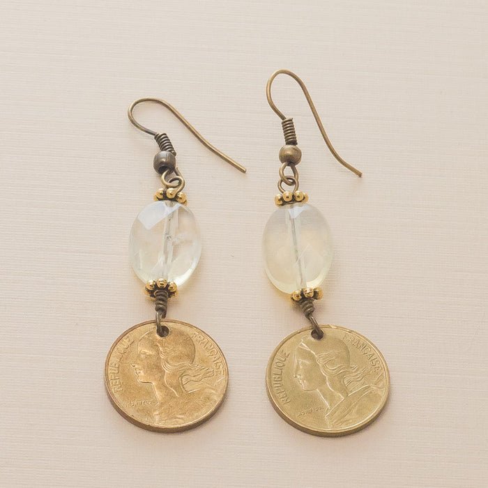 Sun Seeker Earrings