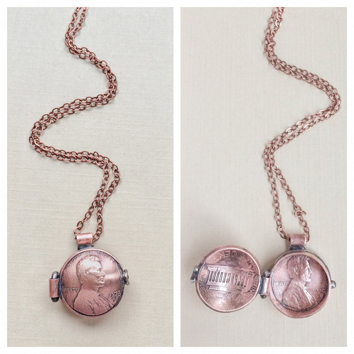 My Two Cents Locket