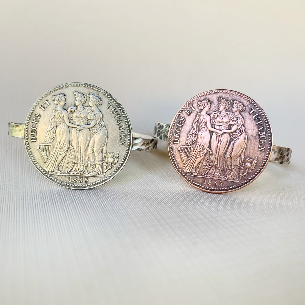 Three Graces Cuff