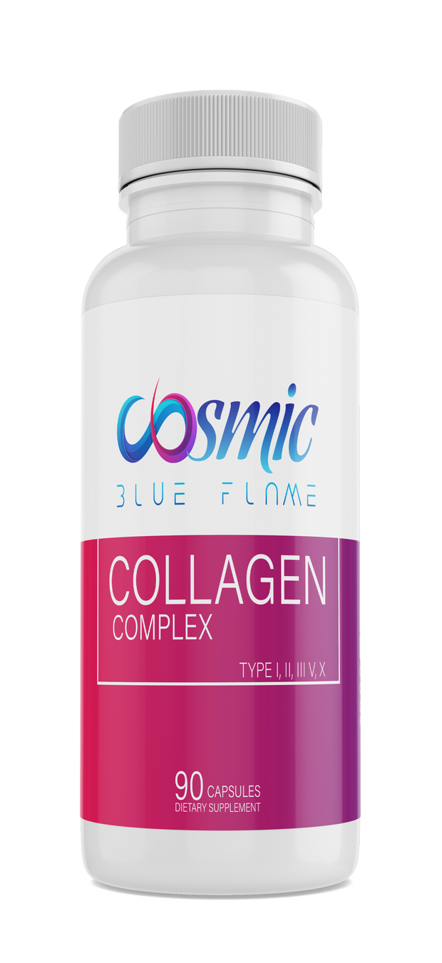 Collagen - COSMICBLUEFLAME.COM