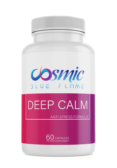 Deep Clam - Anti-Anxiety: - COSMICBLUEFLAME.COM