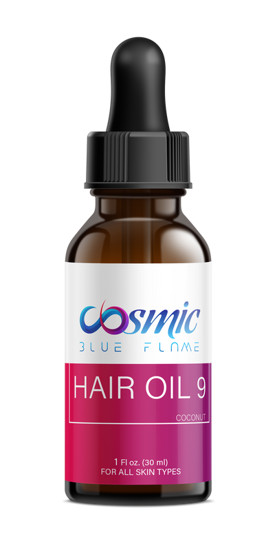 Coconut Hair Oil: - COSMICBLUEFLAME.COM