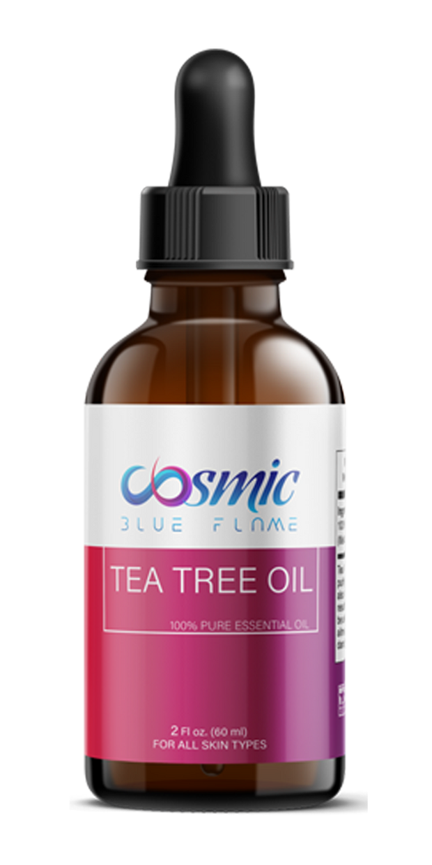 Tea Tree Oil - COSMICBLUEFLAME.COM