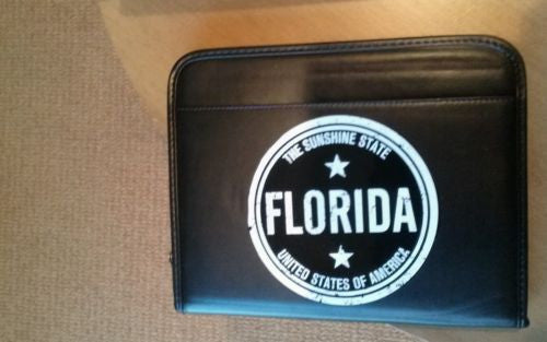 Padfolio for tablets Florida logo