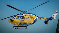Metro Life Flight Yellow Back Board used