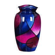 Abstract Art Adult Urn