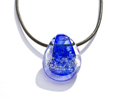 Crystal Memory Glass Pendant