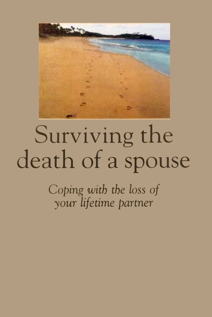 Surviving the death of a spouse