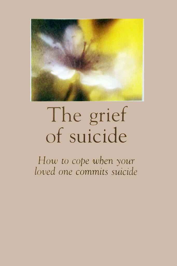 The grief of suicide