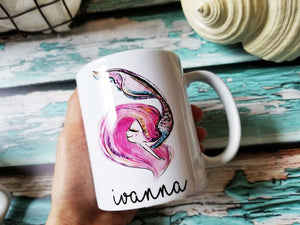 Magical Mermaid Mugs