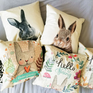 Vintage Easter Pillow Covers!