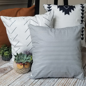 Modern Boho Pillow Cover - Set Of 4!