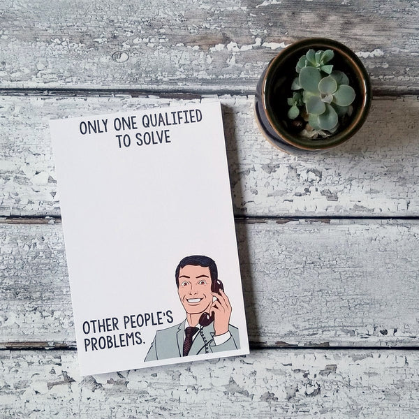 Hilarious Men Notepads