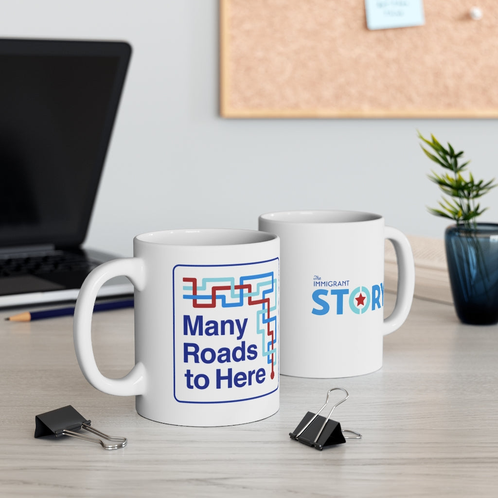The Immigrant Story Mug
