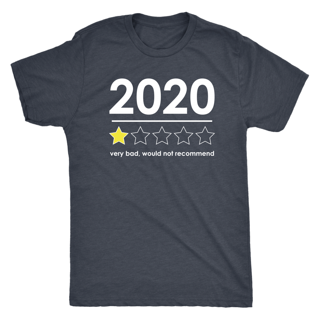 2020 - 1 Star - Would Not Recommend