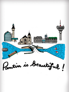 "Illustration ""Pantin is Beautiful"""