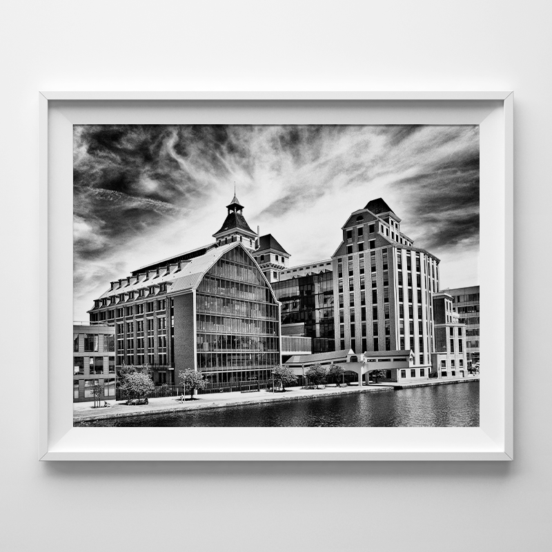 Les Grands Moulins - Photographie From Pantin With Love