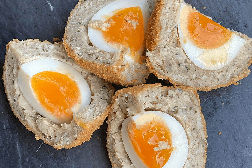 Wolff Evans Scotch Eggs