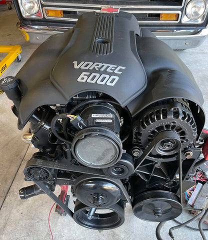 SOLD Vortec6000 6.0 LQ4/4L60 LSX Swap The World Stickers