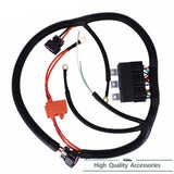 FREE SHIPPING! New For 99-06 ECU Control Dual Electric Fan Upgrade Wiring Harness