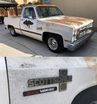 LSSwap 6.0LQ9 1985 Scottsdale C10 Original Short Bed Truck