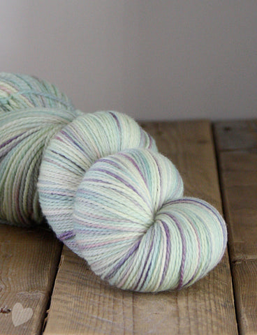 Rainwater Mint - October Tea Time colourway by Augustbird