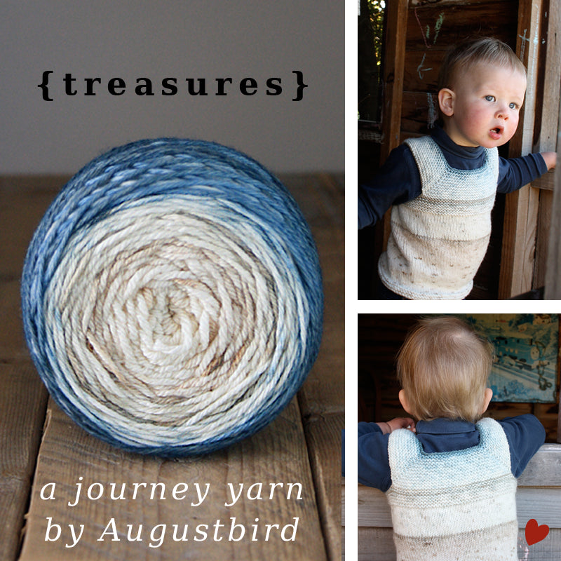 Treasures {Egret}