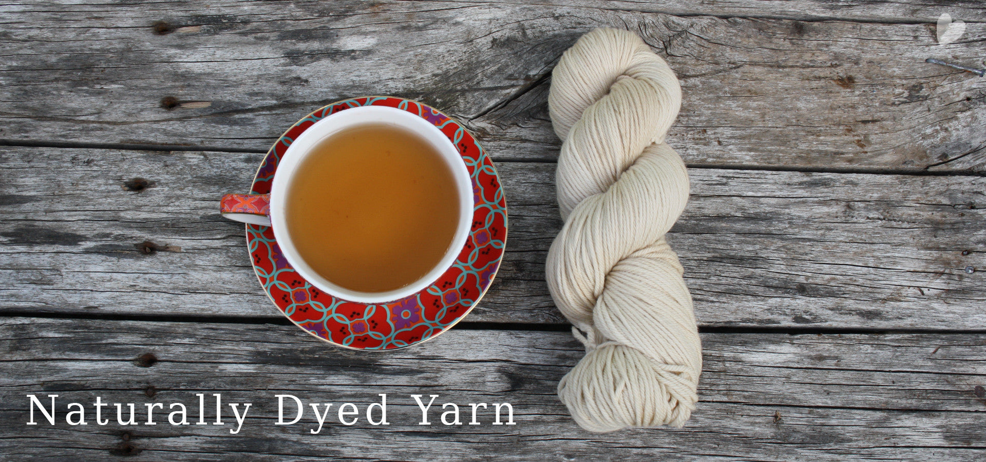 Augustbird Naturally Dyed Yarn