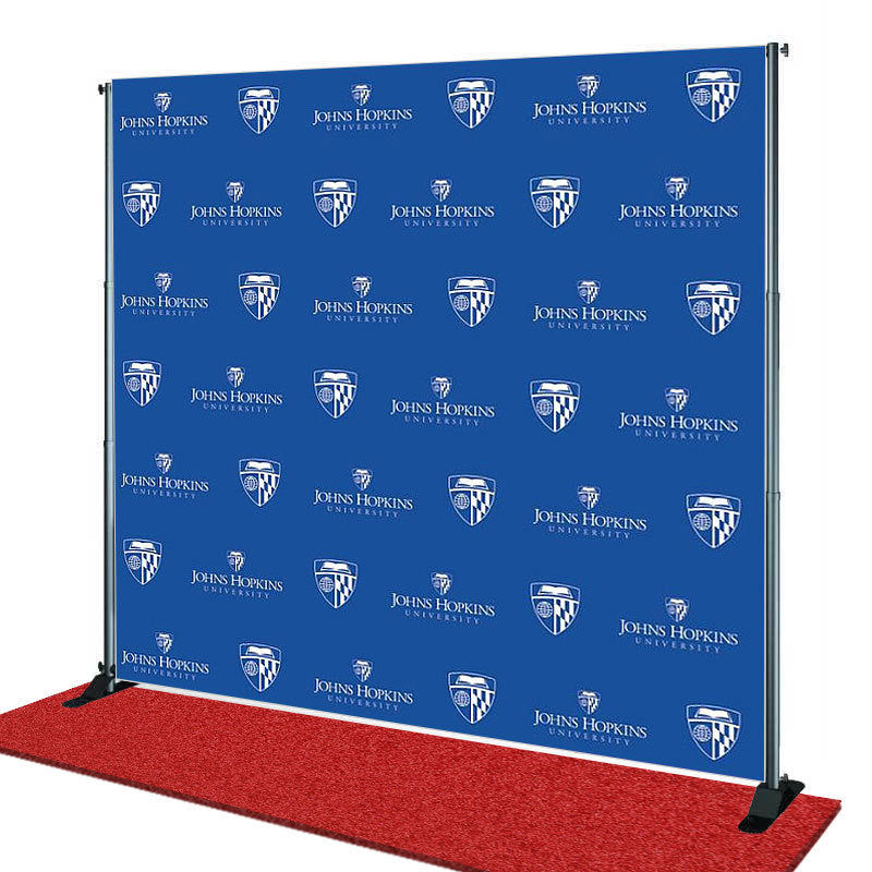 Step and Repeat Banners - Backdrop Banners