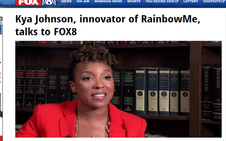RainbowMe in the News