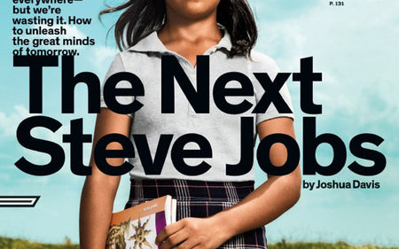 Superstar Squirts: 12 Year-Old Paloma Noyola Bueno is the Next Steve Jobs