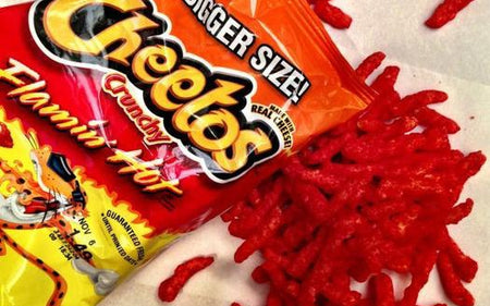 Too HOT To Handle!! How Richard Montañez's Craving Led to Flamin' Hot Cheetos!