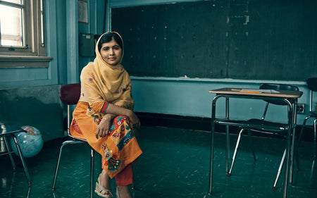 Superstar Squirt:  Malala,  Child Education Superhero
