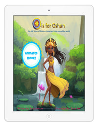 O is for Oshun- Interactive Ebook