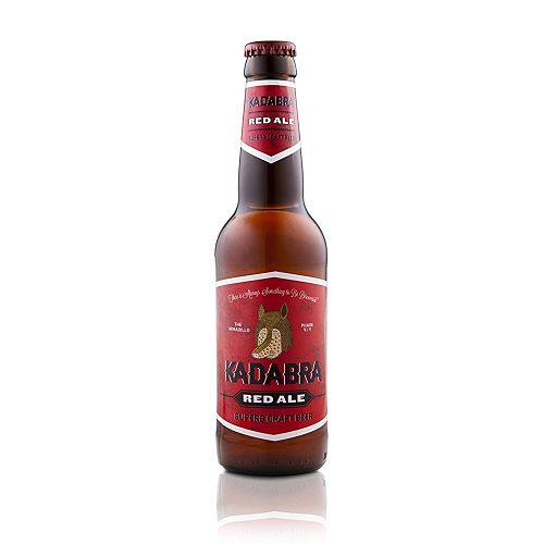 ¡Pack de 12 Red Ale!