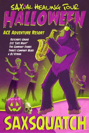 Halloween Poster (18 x 24 inch)