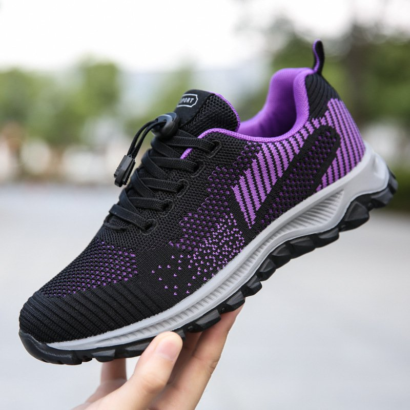 Women Comfortable Casual Non-slip Soft Sole Walking Shoes