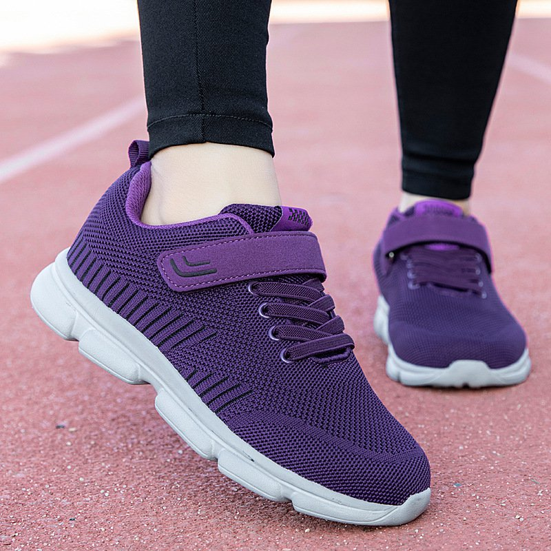 Women Comfortable Non-slip Breathable Walking Shoes for Sports