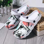 Women Summer Beach Flat Hollow-Out Sandals