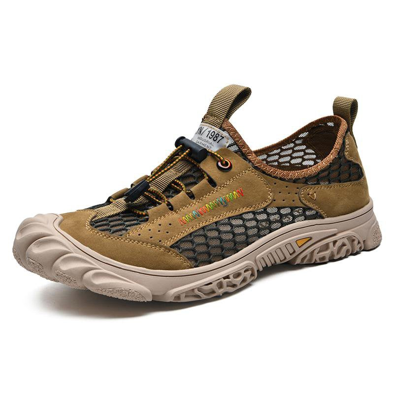 Men's Outdoor Hiking Shoes Mesh Comfy Water Shoes