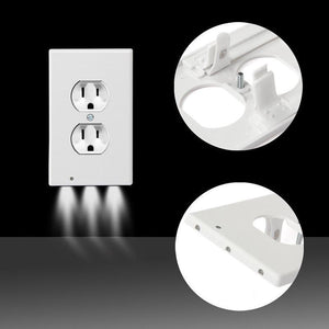 (Buy 4 free shipping)Socket induction light socket switch night light