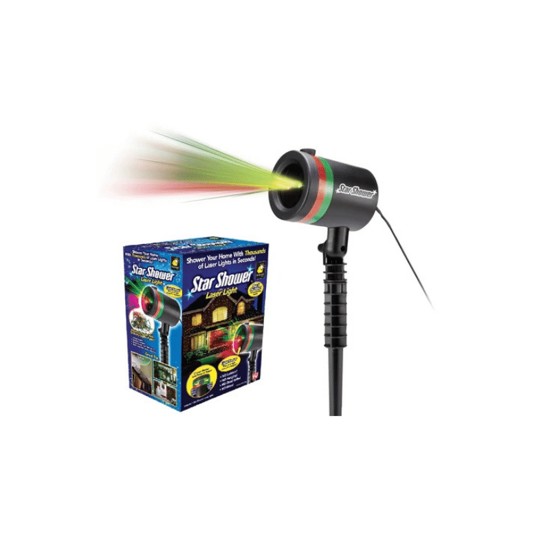 Authentic Star Shower Motion Lumiere