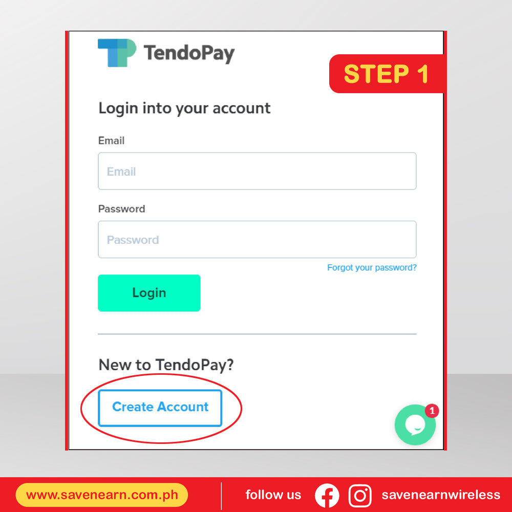savenearn-online-installment-gadget-loan-tendopay-step-1